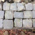 Basalt keien