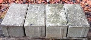 Betonklinker grijs 8cm Z.G.A.N.