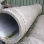 Rioolbuis 250cm lang.