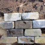 Scoria Bricks afmeting: