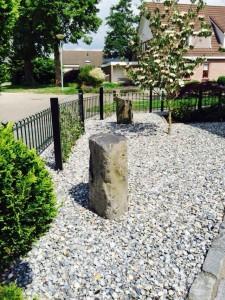 Basalt natuursteen
