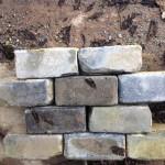 Scoria Bricks afmeting: